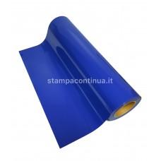 PVC Heat Transfer vinyl for fabrics Royal blue