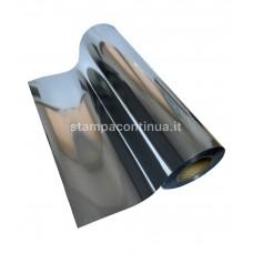 Metallic Heat Transfer vinyl for fabrics Silver