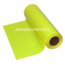 Heat Transfer vinyl for fabrics Lemon Yellow