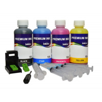 Refill kit for printer Canon Pixma TS7450 black and color cartridges