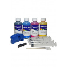 Refill kit for original cartridges Brother series LC-121, LC-123, LC-125, LC-127