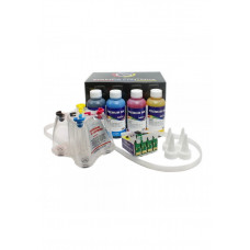 CISS for Epson series 29 , 29XL with InkTec ink 400ml