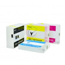 Refillable cartridges for Canon PGI-2500 XL