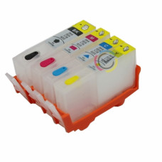 Refillable cartridges for Hp 364 , 920 without chip