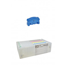 Refillable cartridges for Epson Stylus Pro 7700 , 9700 with chip resetter