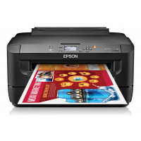 Sublimation kit with Ciss for Epson WorkForce printer, A4
