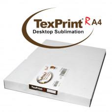 Sublimation paper TexPrint R A4 110 sheets